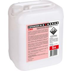 Моющее средство для сильнозагрязненных поверхностей Гипоклин СИП 5 л (концентрат)