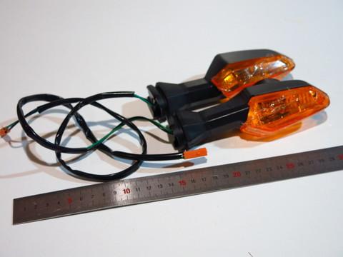 Поворотники оранжевые Kawasaki Z 250 Z 300 Z 250SL Z 750 Z 800 ER-6N ER-6F