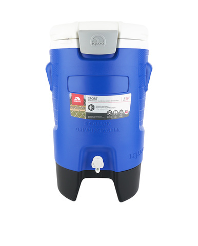 Изотермический контейнер (термобокс) Igloo 5 Gal Roller (18 л.), синий