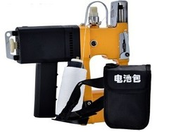 Фото: Мешкозашивочная машина ручная с обрезкой нити Golden Lead GK9-202 с аккумулятором