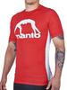 Рашгард Manto Logo Red S/S
