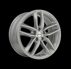 Диск колесный BBS SX 7.5x17 5x108 ET45 CB82.0 brilliant silver