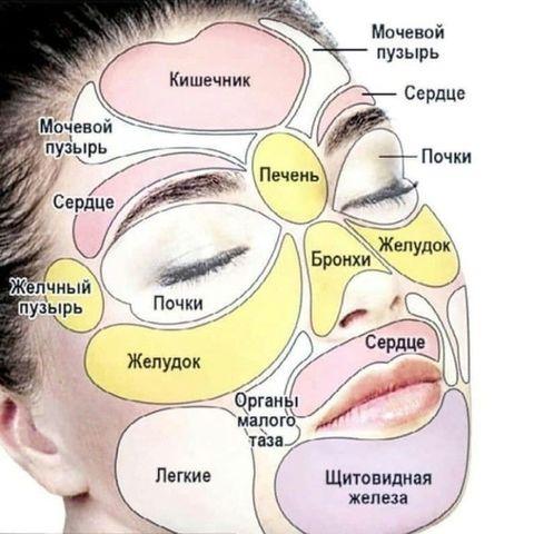 Маска для глаз Face Mask Relax (розовый кварц)