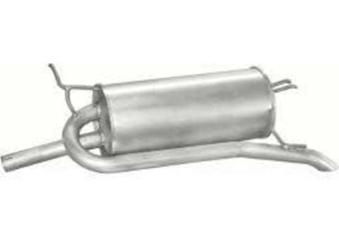 глушитель Fiat Palio 1.2i; 1.6i 97-99; 1.9D 01-03