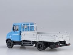 ZIL-5301 Bychok Goby blue-gray 1:43 AutoHistory
