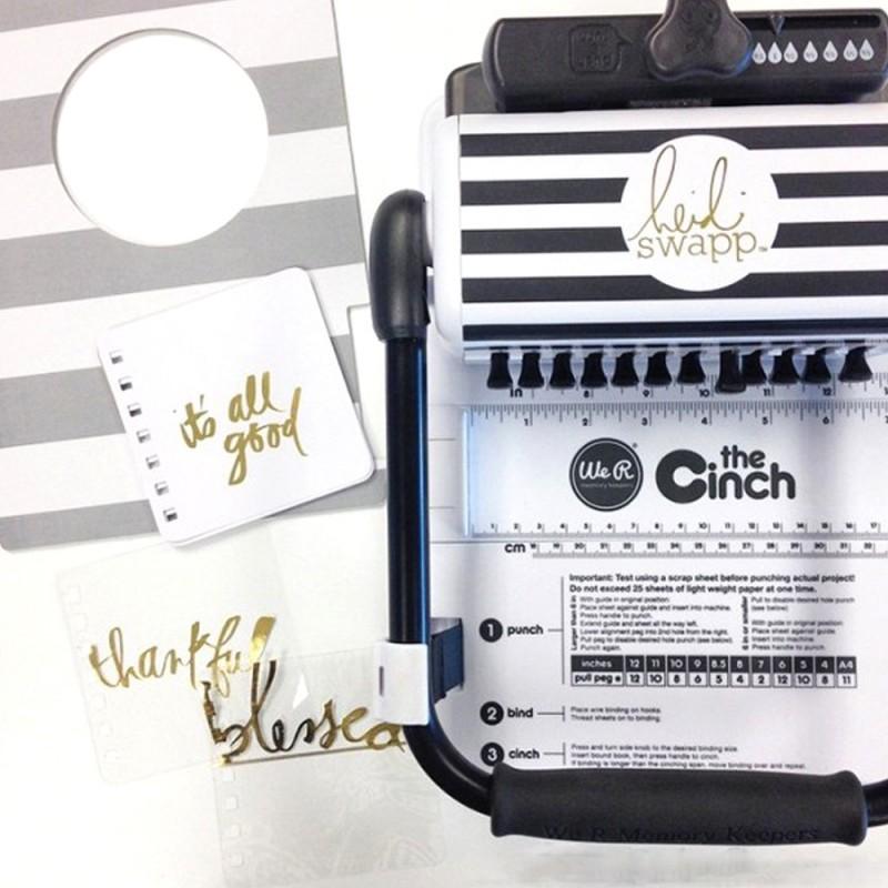 Брошюровщик The Cinch by Heidi Swapp от We R Memory Keepers