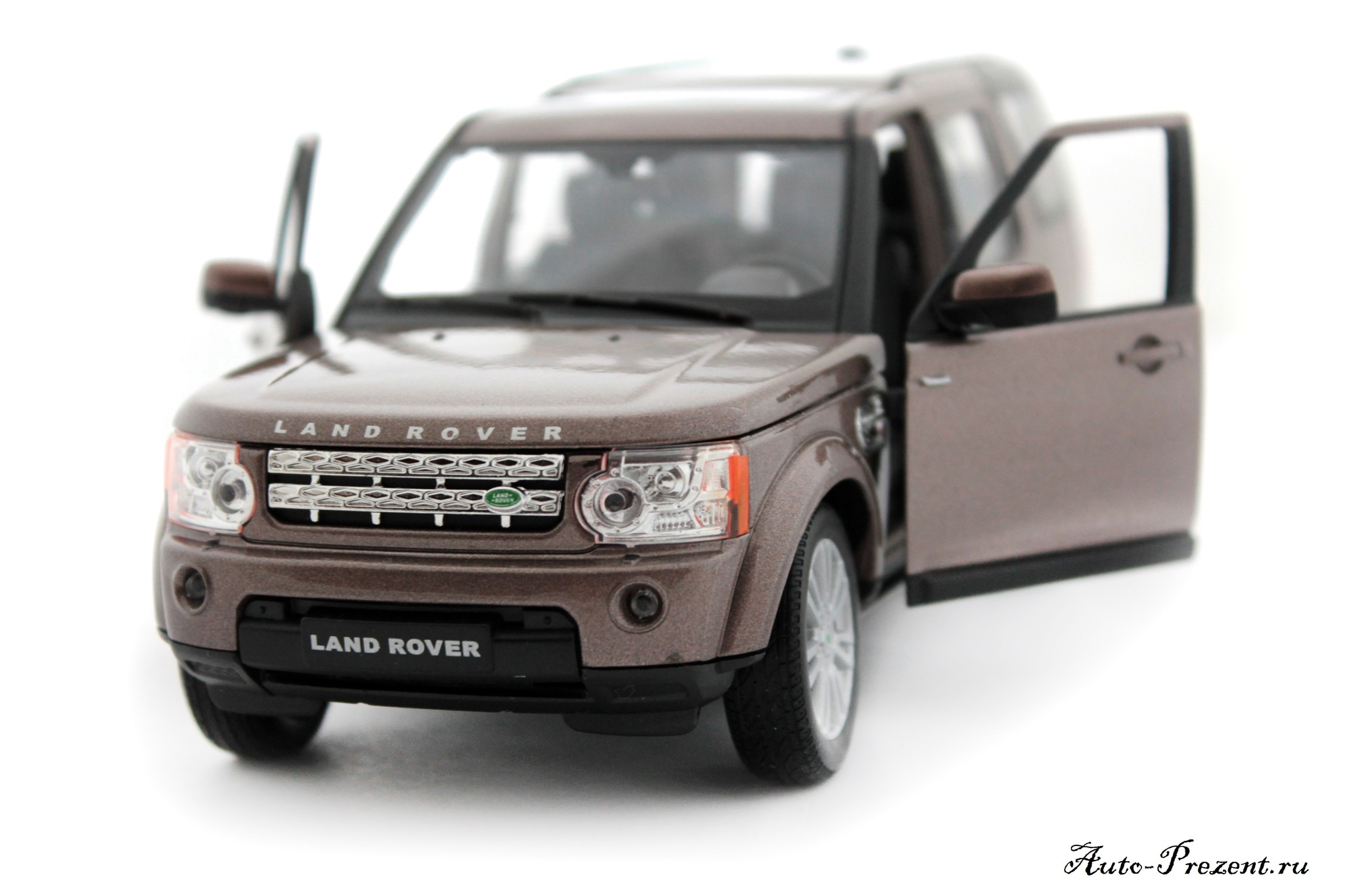 Машинка-игрушка LAND ROVER Discovery 4