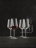 VINOVA - Набор фужеров 4 шт. для красного вина 550 мл