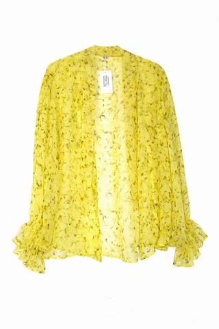 Блузка из натурального шёлка