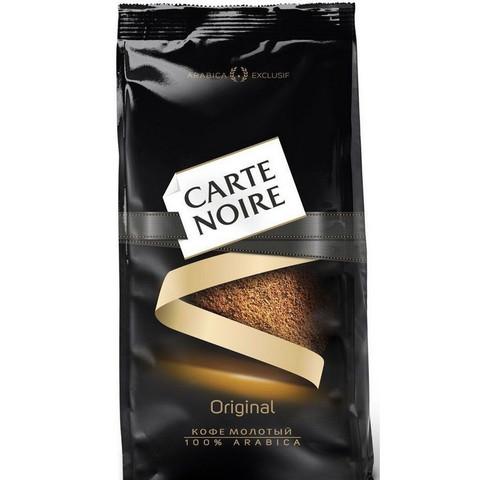 Кофе молотый Carte Noire 230 г (вакуумная упаковка)