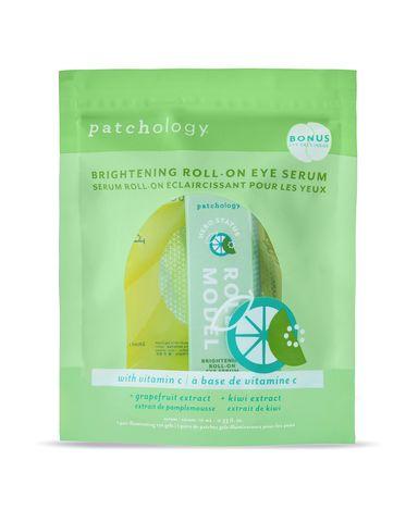 Patchology Гель-сыворотка для сияния кожи вокруг глаз Roll Model Brightening Roll On Eye Serum