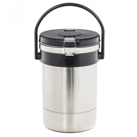 Термос для еды Амет SD Экспресс (2 х 0,6 литра) с широким горлом