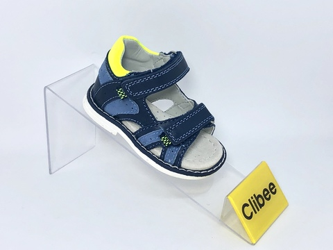 Clibee F267 D.blue/Green 17-22