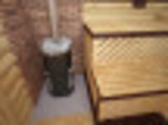 Печь для бани Русь-Сетка-12 Л Панорама