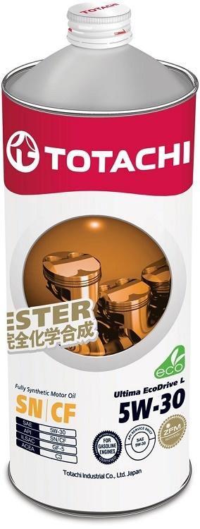Ultima Ecodrive L 5W-30 TOTACHI масло моторное синтетическое (1 Литр)