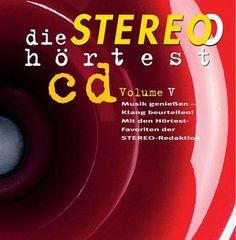 Inakustik CD, Die Stereo Hortest CD, Vol. V, 0167924