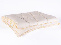Одеяло бамбуковое всесезонное 150х200 Цветочное Разнотравье