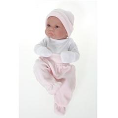 JUAN ANTONIO munecas Кукла Наоми в розовом, 42 см (5078P)