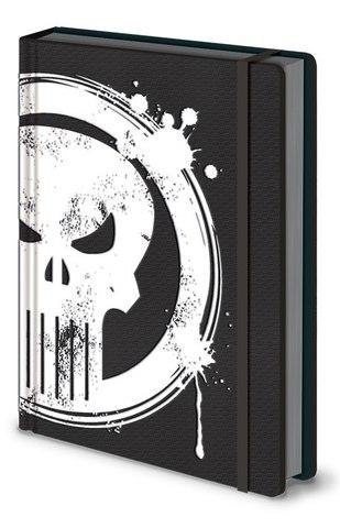 Записная книжка Marvel (Punisher)