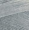 Пряжа Alize MISS 496 (Серый)