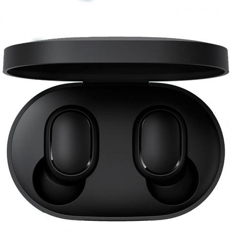 Беспроводные стерео-наушники Xiaomi (Mi) True Wirless Earbuds Basic 2 GLOBAL, черный
