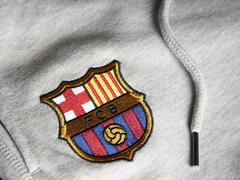 Штаны подростковые Барселона