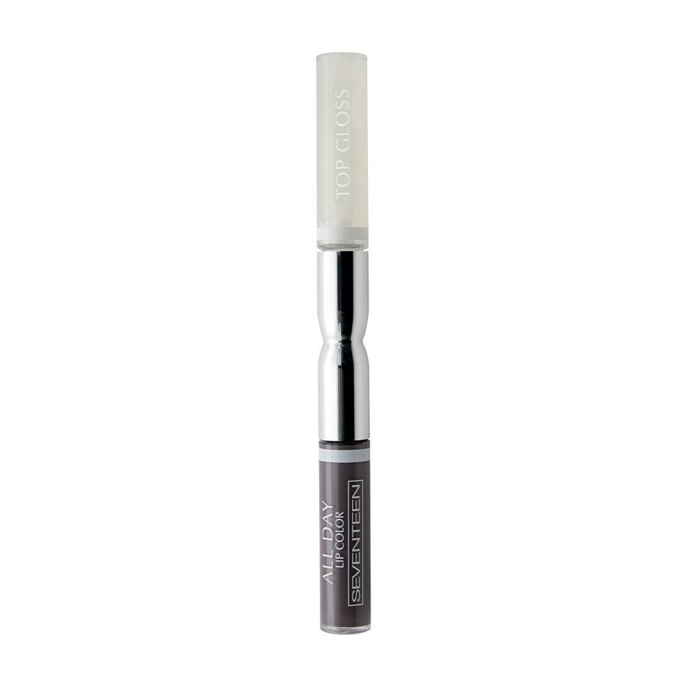 Жидкая помада-блеск для губ All Day Lip Color & Top Gloss