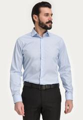 Сорочка мужская длинный рукав 123/139/676/Z_GB