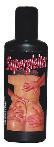 Массажное масло Supergleiter Lube - 50 мл.
