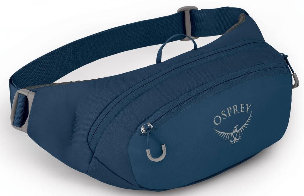 Сумки Сумка поясная Osprey Daylite Waist, Wave Blue Daylite_Waist_S21_Side_Wave_Blue_web.jpg