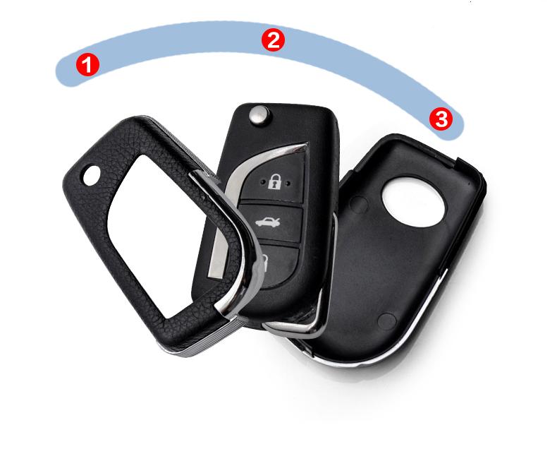 Чехол для ключа Toyota