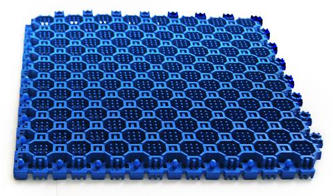 Optima Duos - грязезащитное двустороннее покрытие