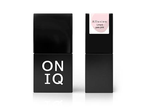 Камуфлирующий гель-лак ONIQ - 177 Limpid Pale Pink, 10 мл