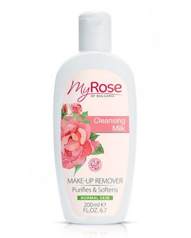 Очищающее молочко для лица  My Rose of Bulgaria, 200 мл.