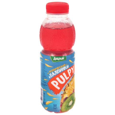 Pulpy Сок с мякотью ТРОПИК 0,5 л