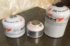 Баллон резьбовой Kovea для газовой горелки 110 гр (изобутан/пропан 70/30) - 2