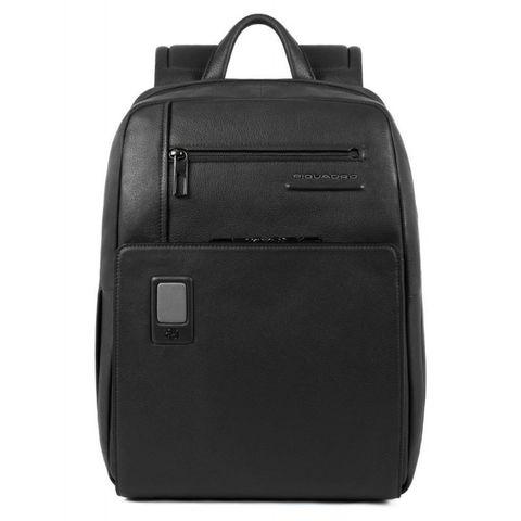 Рюкзак Piquadro Acron (CA3214AO/N) черный кожа