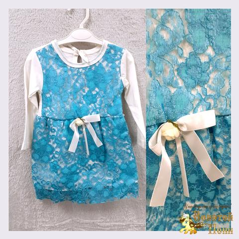 Платье девочке (80-92) 201130-OF4442