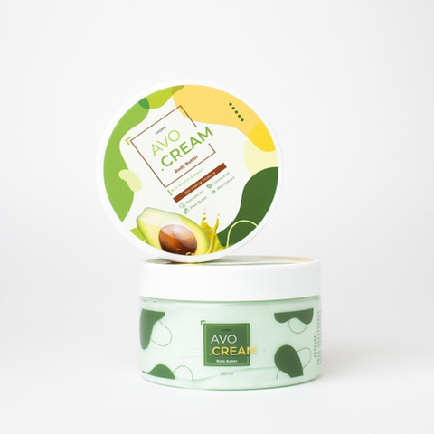 OhSkin AVO.Cream Body Butter