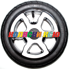 Колесо для детской коляски №007056 надув 12 дюймов (47-203) 12 1/2х1,75х2 1/4 (Adamex, BeBe-Mobile)