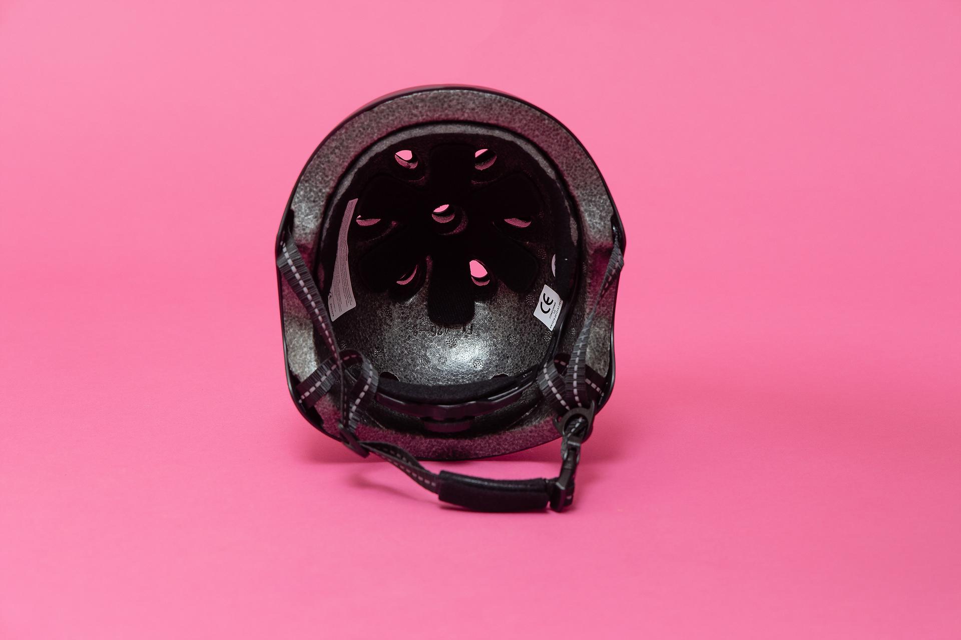 Шлем Los Raketos BAMBINO Black