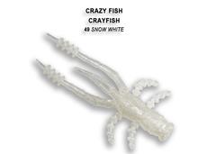 Силикон CRAZY FISH CRAYFISH 26-45-49-6