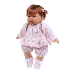 JUAN ANTONIO munecas Кукла Нина, озвученная, 27 см (1223P)