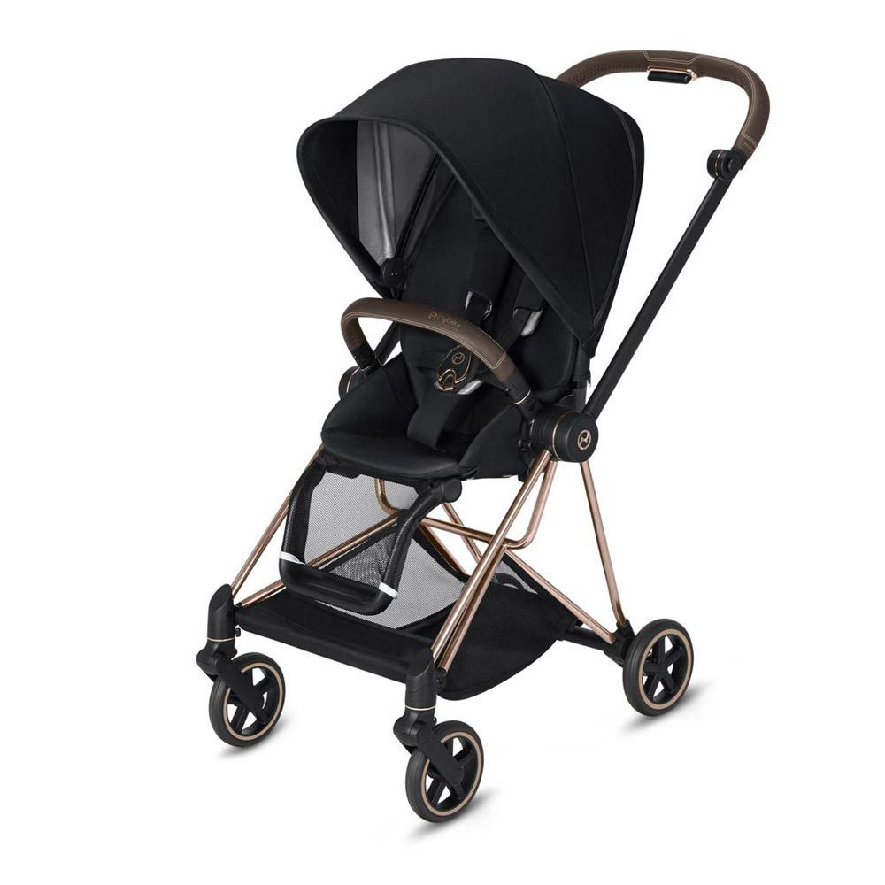 Cybex Mios прогулочная Прогулочная коляска  Cybex Mios Premium Black rosegold Mios-Rosegold-Premium-Black_.jpg