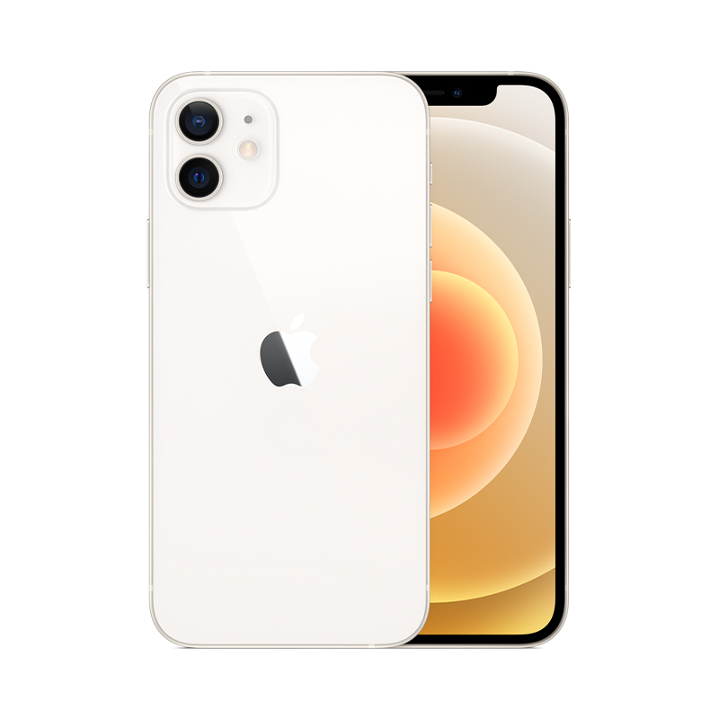 iPhone 12, 256 ГБ, белый