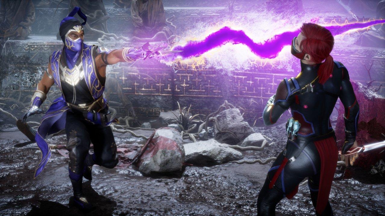 Игра Mortal Kombat 11 Ultimate [PS5, русские субтитры]