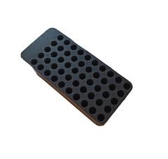 Колодка резиновая под патроны КР-50х7.62 (АК)