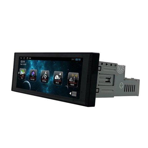 Автомагнитола 1DIN 178x50мм Android 10 2/16GB IPS модель SP7069