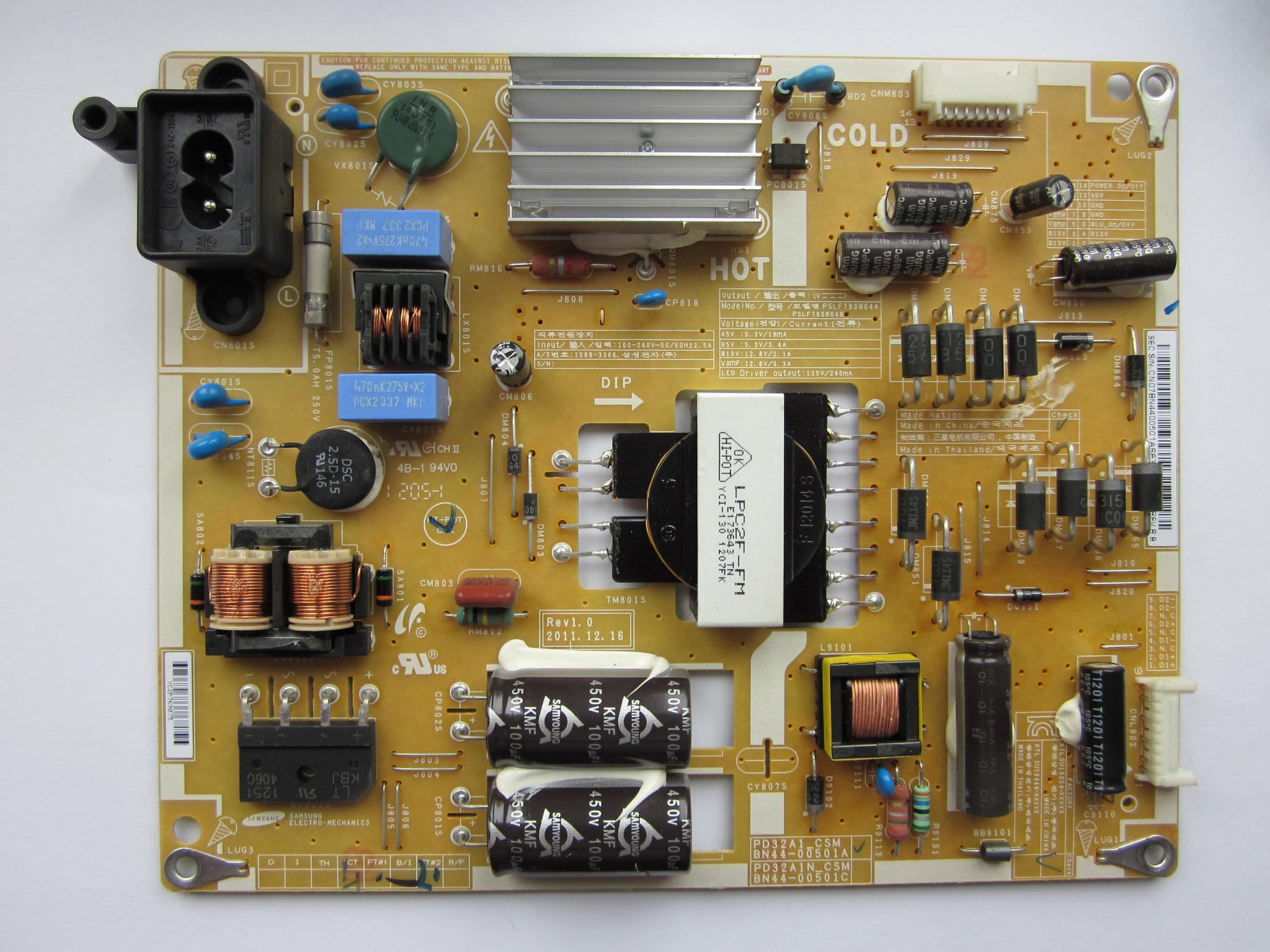 BN44-00501A Rev 1.0