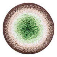 272 (Зеленый,белый,беж,шоколад)